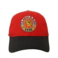 Lion Red Cap