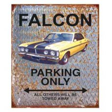 Ford Falcon Parking Only