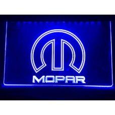 Mopar Blue LED