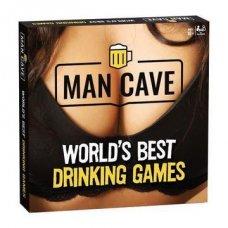 Mancave - World's Best Drinking Game