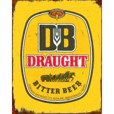 DB Draught Label