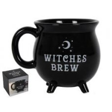 Witches Brew Couldron Mug