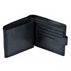 Italian Leather Wallet by Buxton