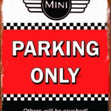 Mini Parking only