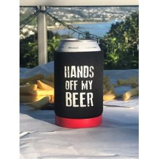 Can Cooler - Hands of my beer