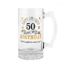 Birthday Tankard