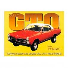 GTO  Pontiac
