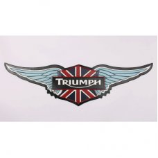 Triumph Wings Sign