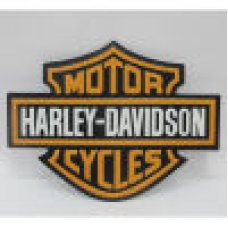 Harley Davidson Bar & Shield