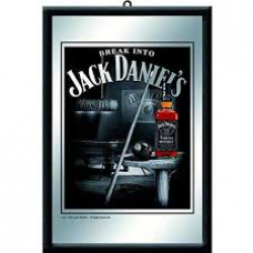 Jack Daniels BillIard Mirror