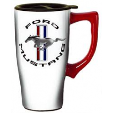 Mustang Ceramic Travel Mug