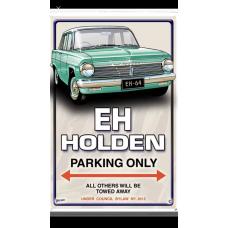 EH Holden Parking