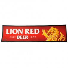 Lion Red Bar Mat