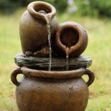 Multi Pots Fountain