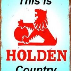 Holden Country