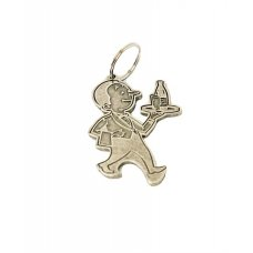 Waikato Willie the Waiter Key Ring