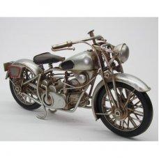 Motorbike (Silver)